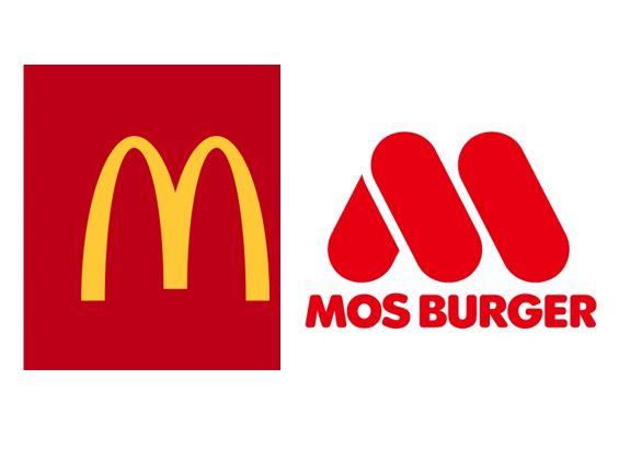 マクドナルドとモスバーガー不味いのはどっち