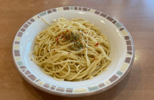 サイゼリヤ不味いメニューランキングペペロンチーノ
