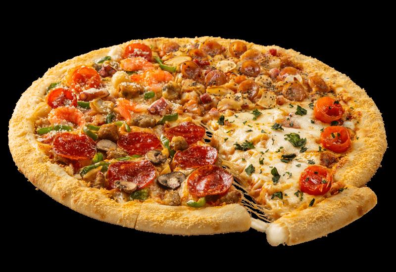 ドミノピザ生地人気ランキングチーズンロール