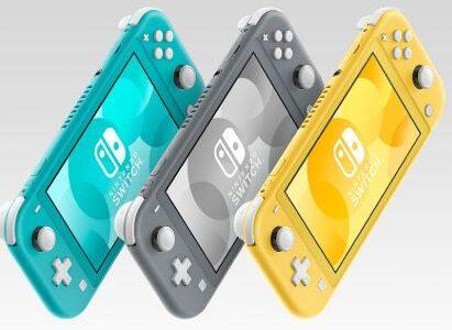 Nintendo Switch通常版とLiteどっちがいい?評判印象まとめ!持ち運びに便利なのは!
