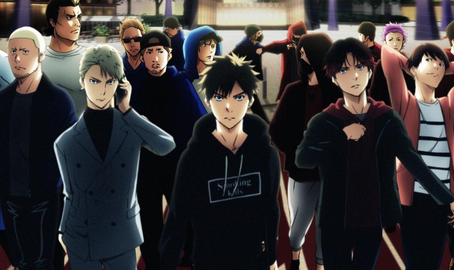 アニメ池袋ウエストゲートパーク(IWGP)