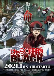 はたらく細胞BLACKアニメ感想口コミ評判