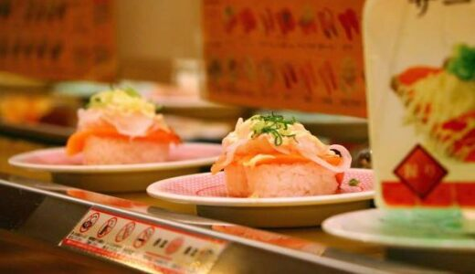 スシロー・くら寿司・はま寿司で一番美味しいのはどこ!回転ずし三大チェーン比較ランキング!旨い理由は!