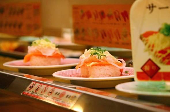 スシローくら寿司はま寿司美味しい回転ずし