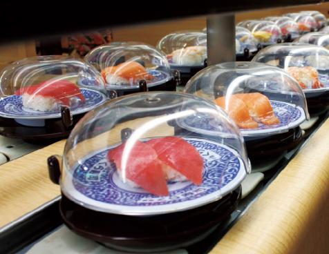 くら寿司とはま寿司不味い回転ずしチェーンはどっち