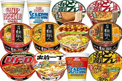 カップ麺人気ランキング