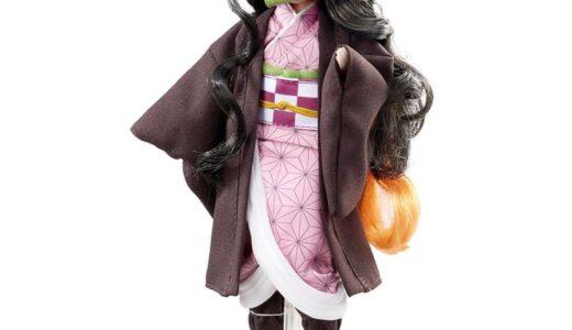 鬼滅の刃リカちゃん人形コラボの人気がやばい!感想評判レビュー!子供も大人も楽しめる新ホビー!