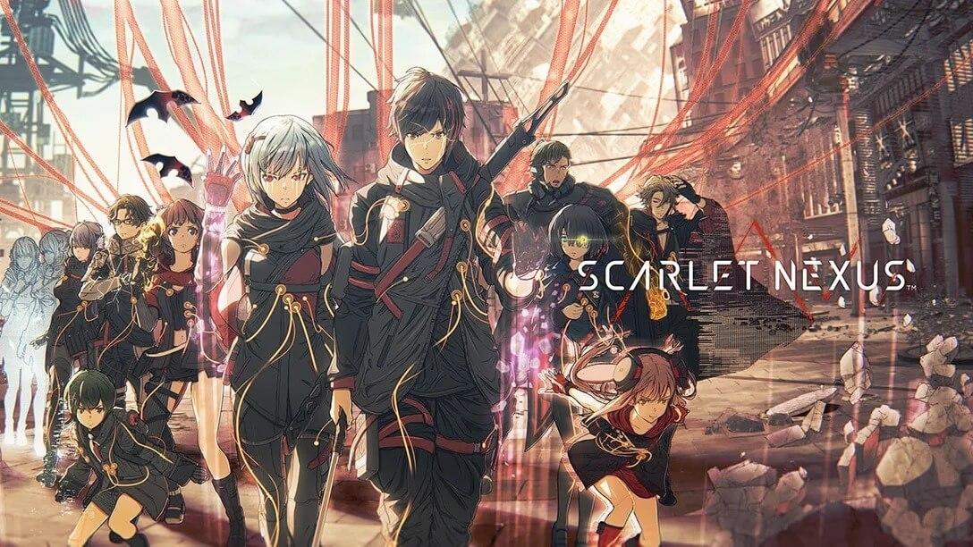 SCARLET NEXUS(スカーレットネクサス)感想口コミ評判レビュー