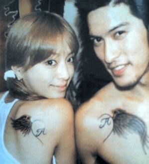 タトゥーが衝撃な芸能人ランキング長瀬智也