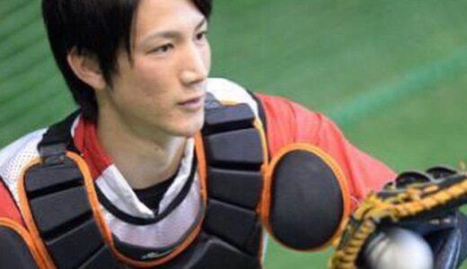 野球選手歴代イケメンランキング小林誠司