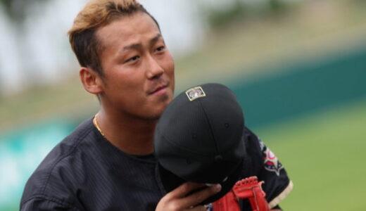 野球選手歴代イケメンランキング中田翔