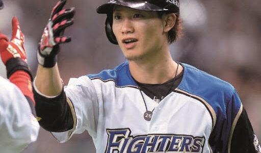 野球選手歴代イケメンランキング西川遥輝