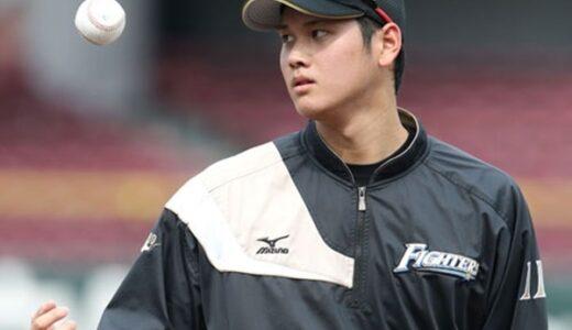 野球選手歴代イケメンランキング大谷翔平