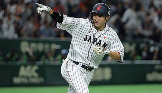 野球選手歴代イケメンランキング柳田悠岐