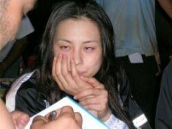 すっぴんひどい芸能偉人ランキング米倉涼子