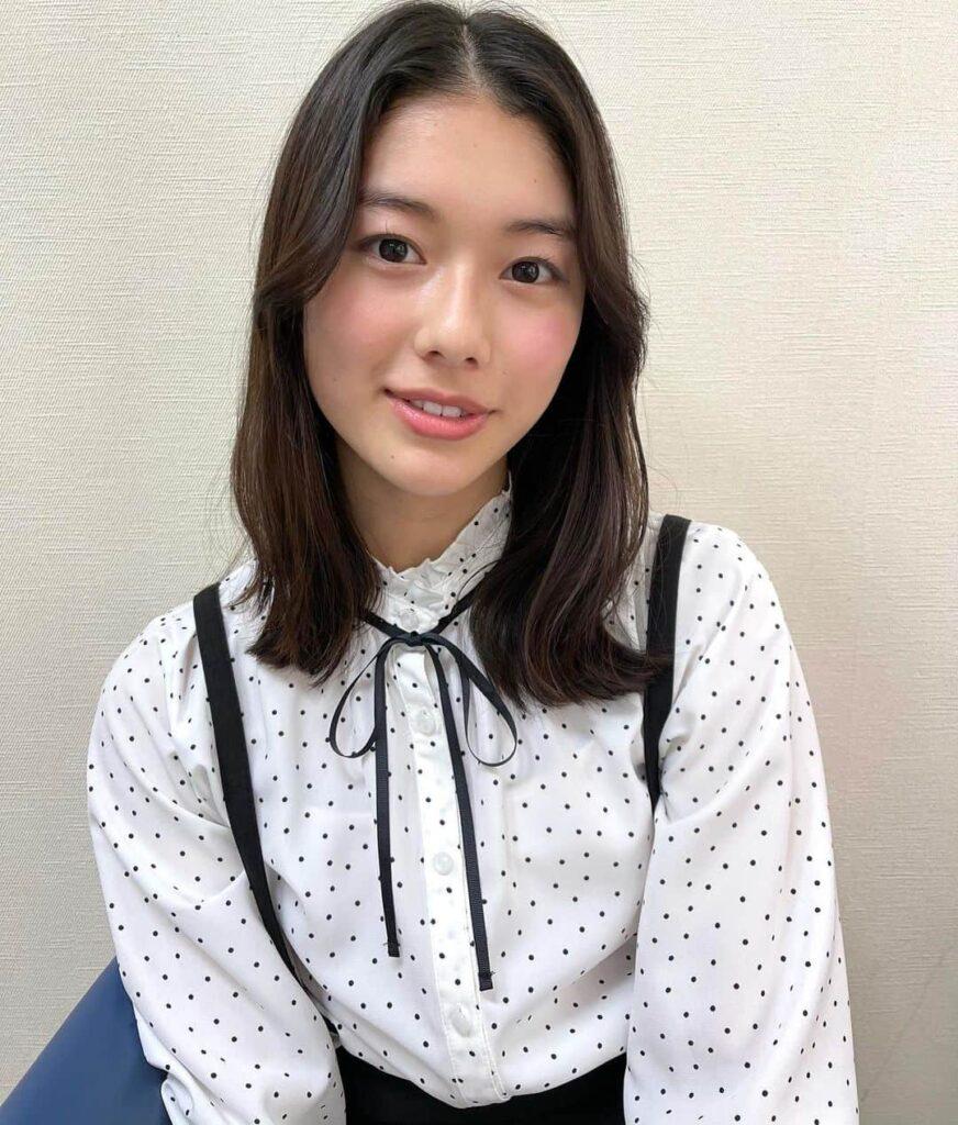 10代人気女優ランキング矢崎希菜